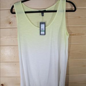 Kenneth Cole Tank Top - Size Large